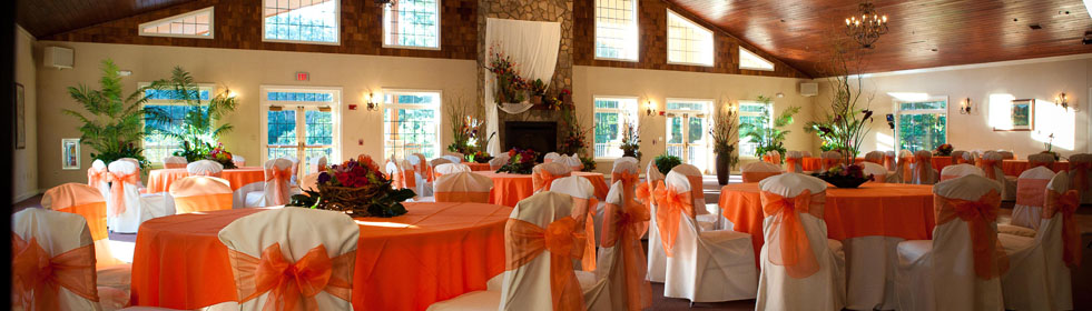 Reception - Orange